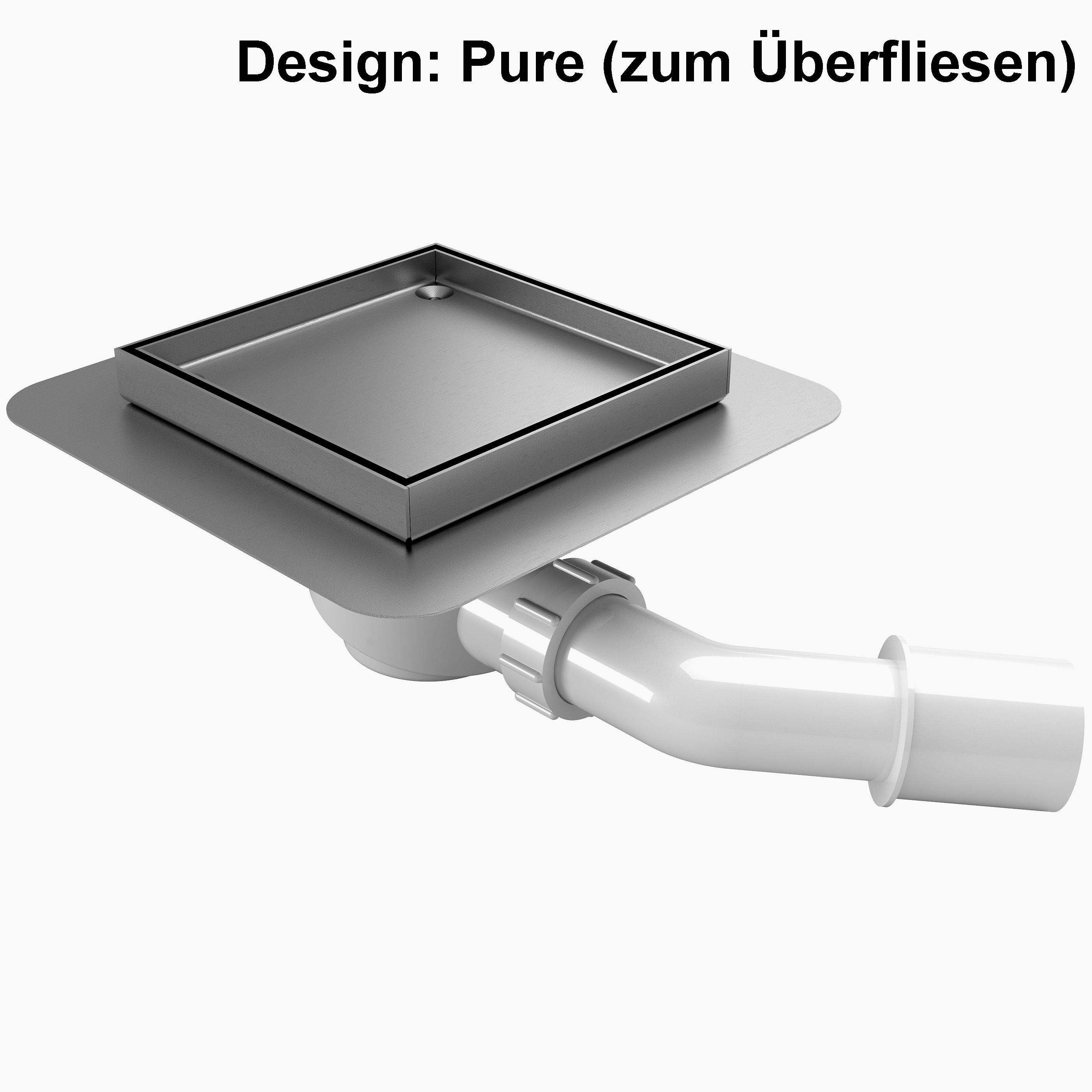Duschablauf Dichtungsschicht - sanitaer-produkte.de