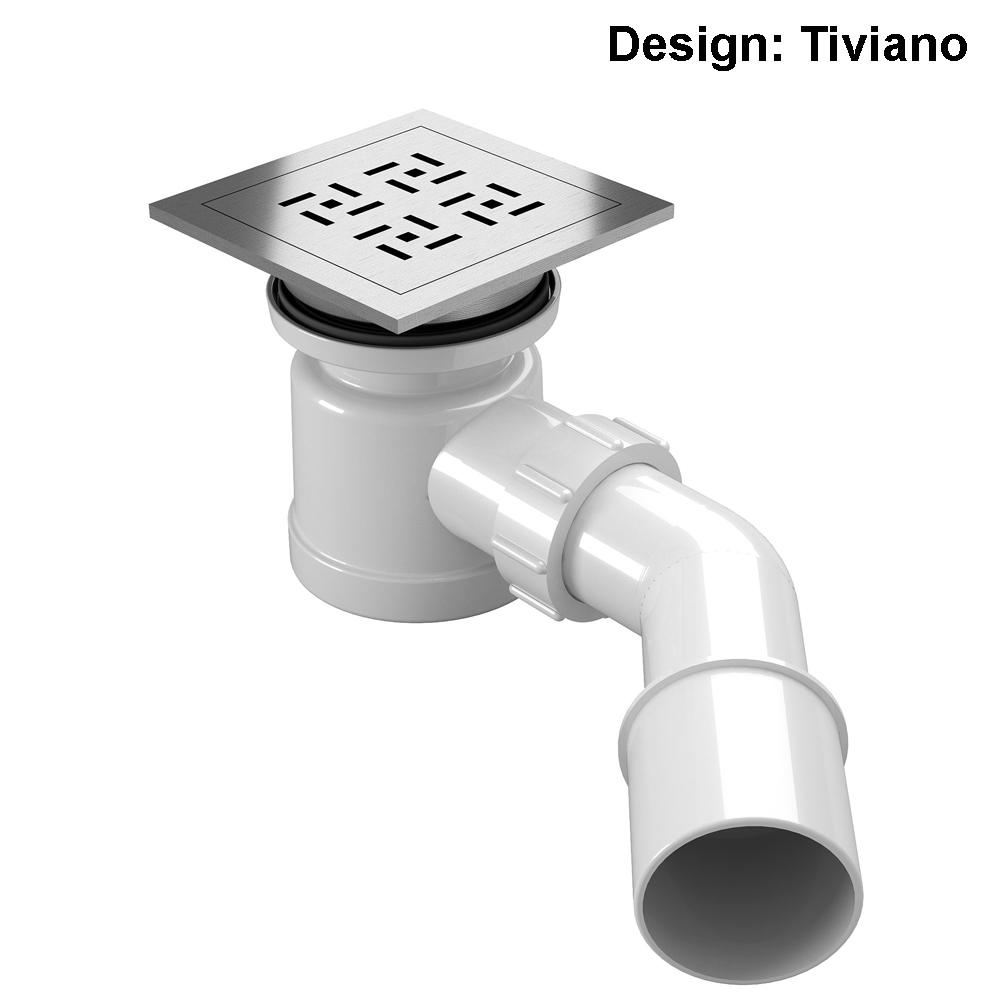 Duschablauf ohne Dichtungsschicht - sanitaer-produkte.de