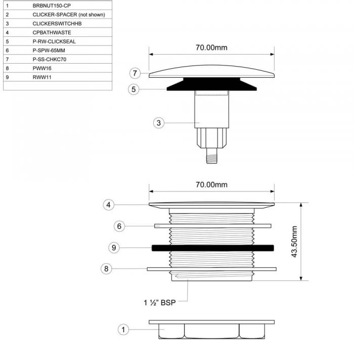 waschbecken abfluss machen sie den preisvergleich bei nextag. Black Bedroom Furniture Sets. Home Design Ideas