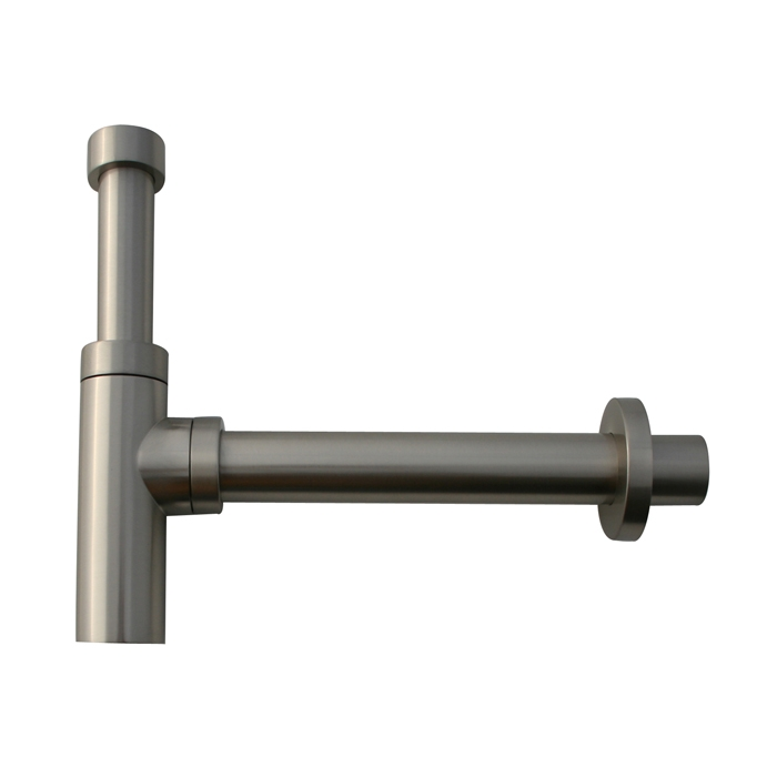 Mcalpine Siphon in Satin Nickel SP-CA32MINI-SN