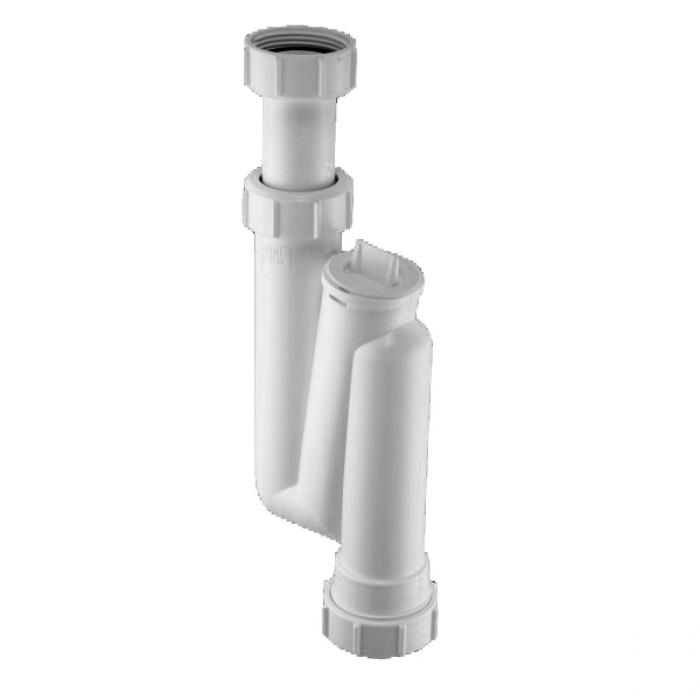 Mcalpine Siphon für vertikalen Ablauf 5/4 SP-HC3