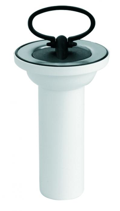 Mcalpine Spülen Ablaufventil Ø60 mm, mit Stopfen SP-5453
